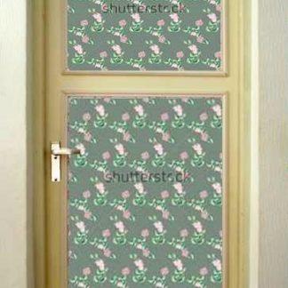 Deco Türen zwei flächig